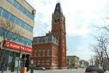 A Photo of a City Hall in Belleville, Ontario