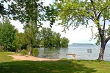 A Photo of a Park in Innisfil, Ontario
