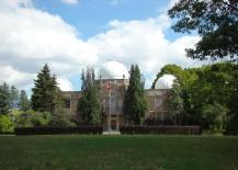 A Photo of an Observatory in Richmond Hill, Ontario