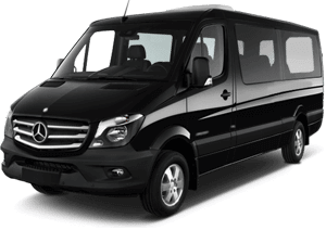 Large Van to and from Toronto Pearson airport, Billy Bishop airport, Hamilton Airport And Buffalo Airport in addition to and from any select location for more than 10 people